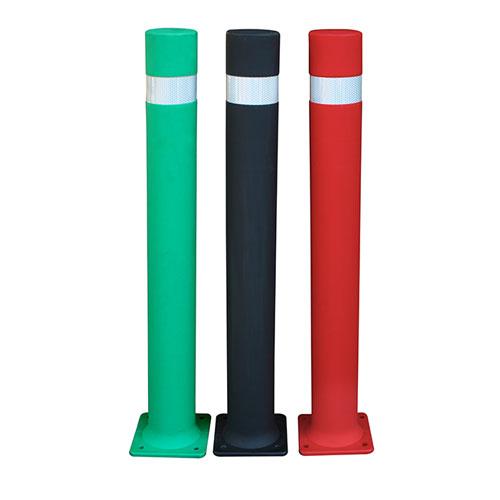Pilonas flexibles A-Flex B placa base